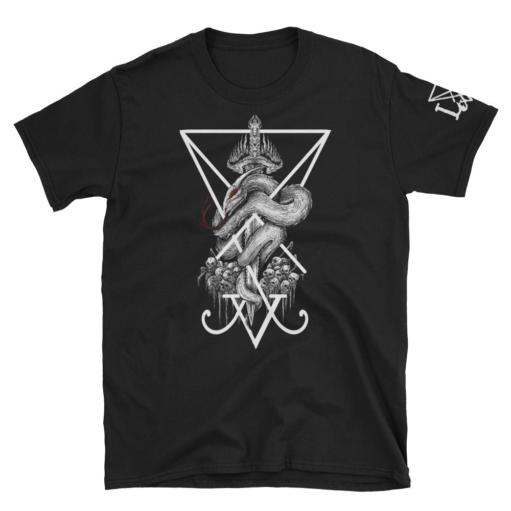Wisdom of the Serpent Luciferian T-Shirt