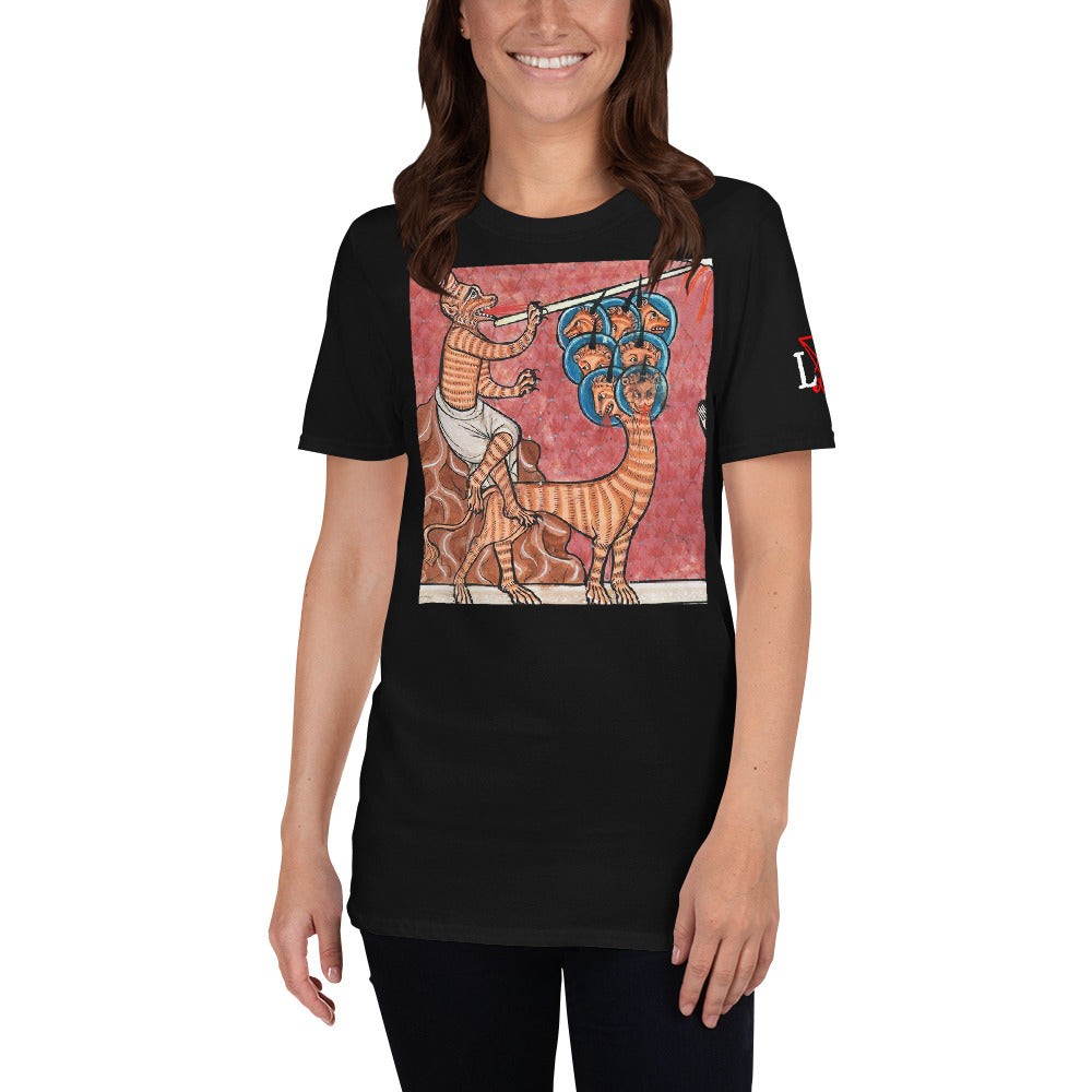 Spirit of Evil and the Self-Worship of the Beast Short-Sleeve Unisex T-Shirt