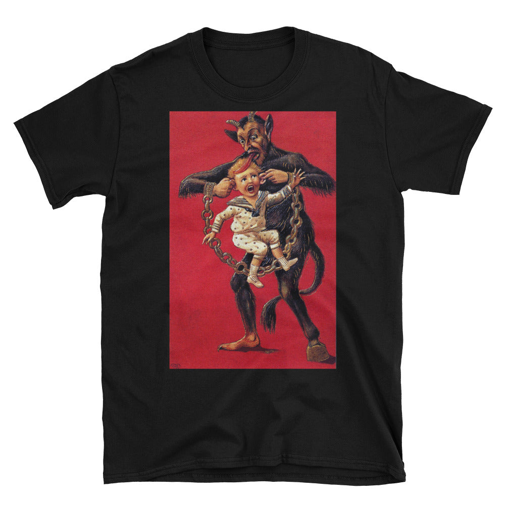 Krampus Christmas Devil T-Shirt