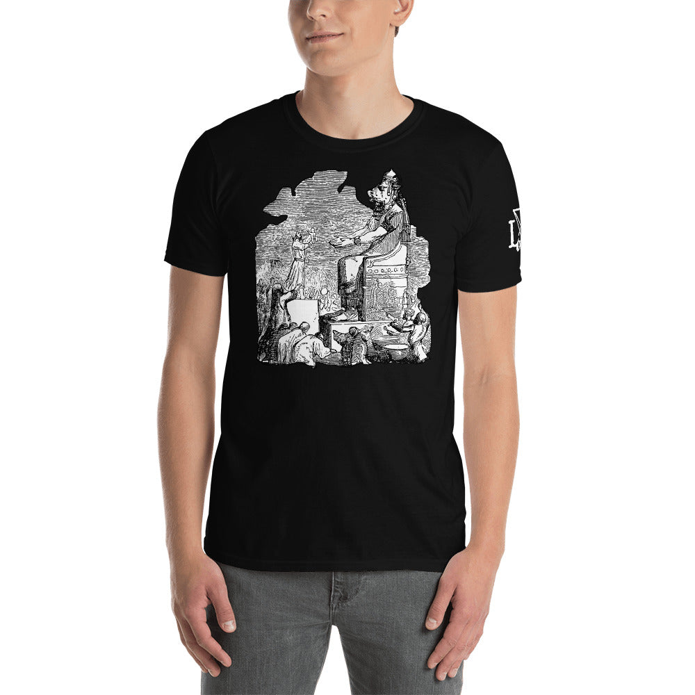 Moloch Short-Sleeve Unisex T-Shirt