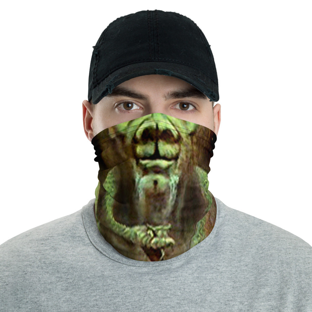 Mouth of Lucifer Serpent Neck Gaiter Mask