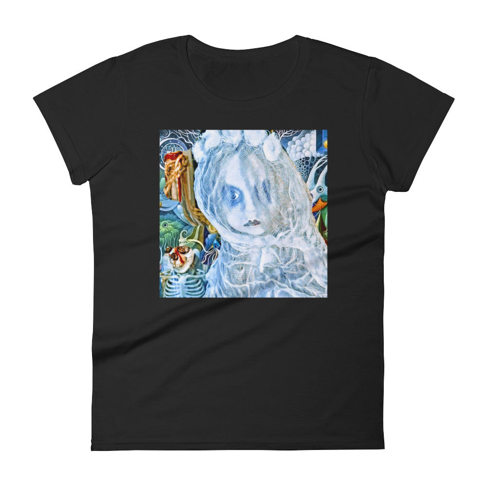 Ghastly Dark Art Ladies Women's T-Shirt