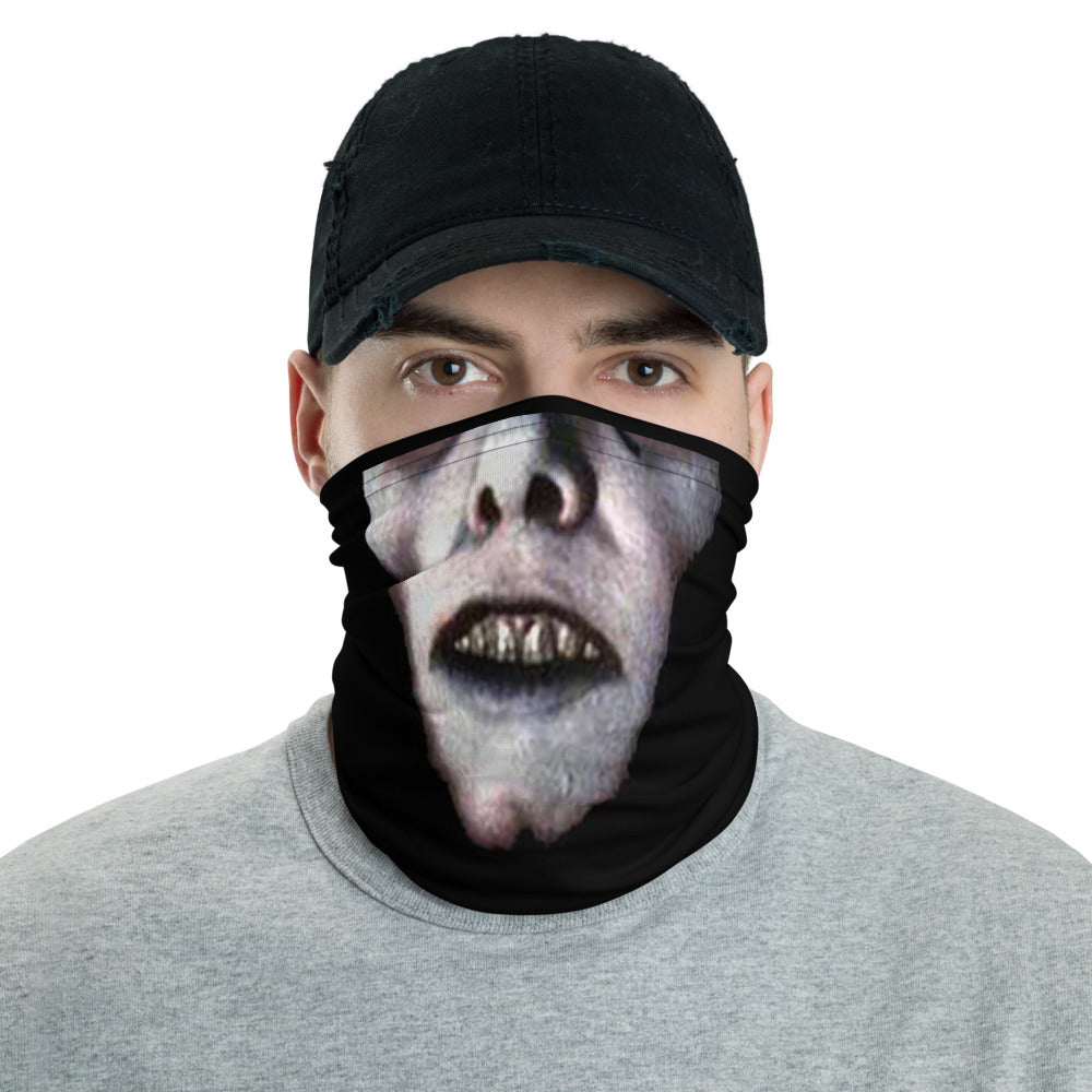 Pazuzu Mouth Neck Gaiter Mask