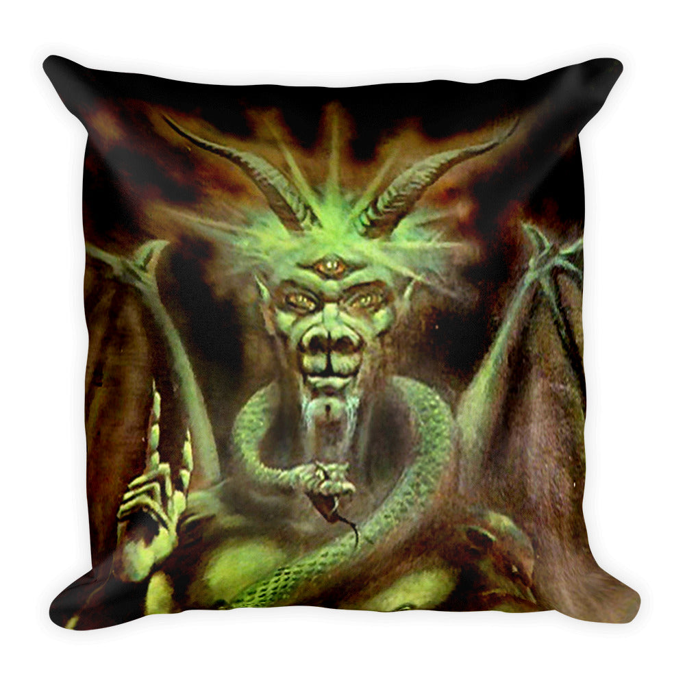Lucifer Satan Pillow