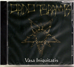 ORDO TYRANNIS (featuring Michael W. Ford) CD