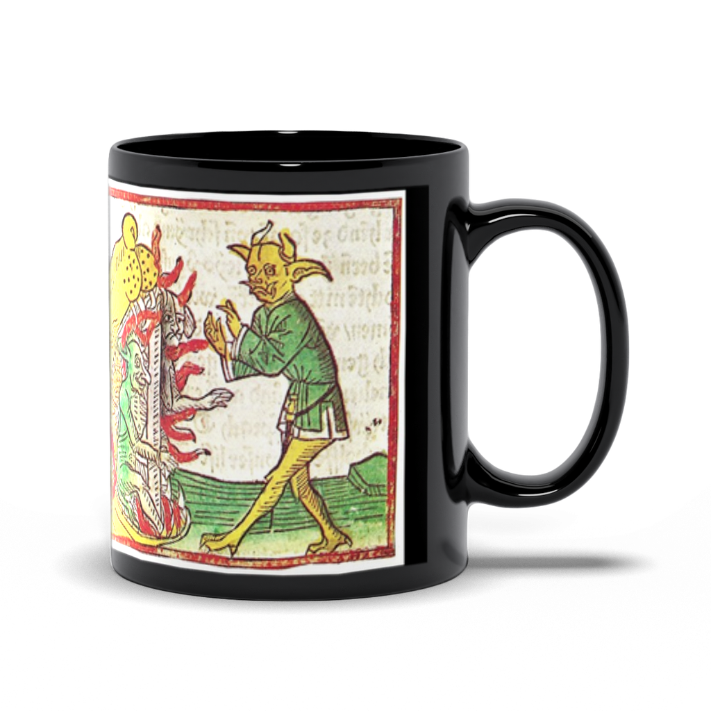 Belial Goetia Demon Coffee Mug