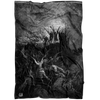 Fallen Angels gathering Legions Paradise Lost Fleece Blanket