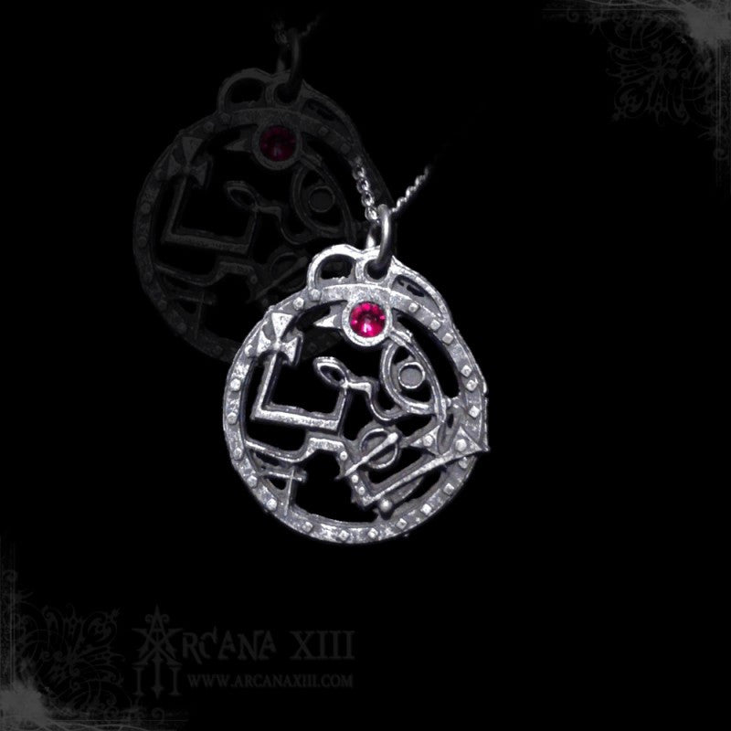 Luciferian demonic pendants the luciferian apotheca your add to cart aloadofball Choice Image