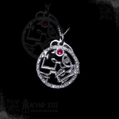 Luciferian & Demonic Pendants