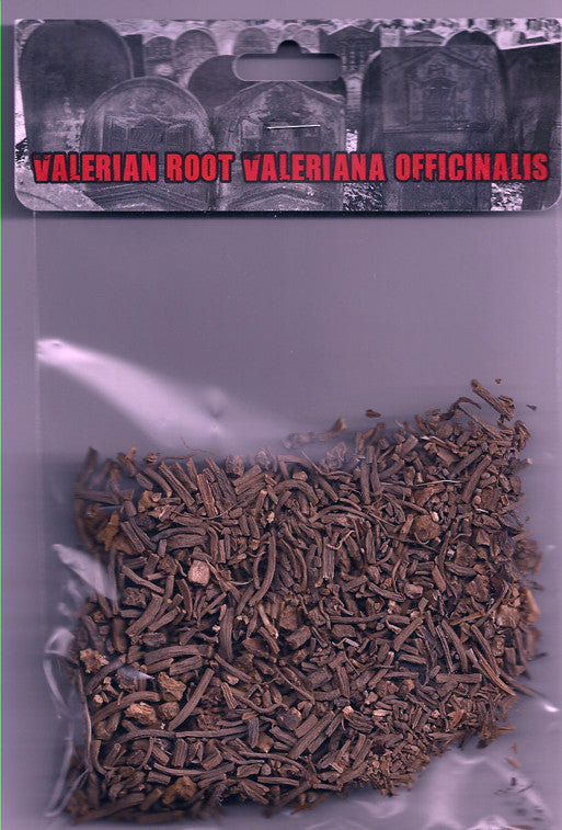 Valerian Root cut 1oz