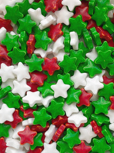 Christmas Candy Stars