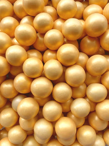 Jumbo Chocoballs - Gold