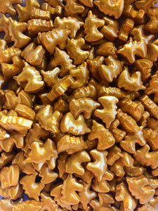 Gold Candy Unicorns