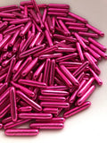 Bright Pink Metallic Rods