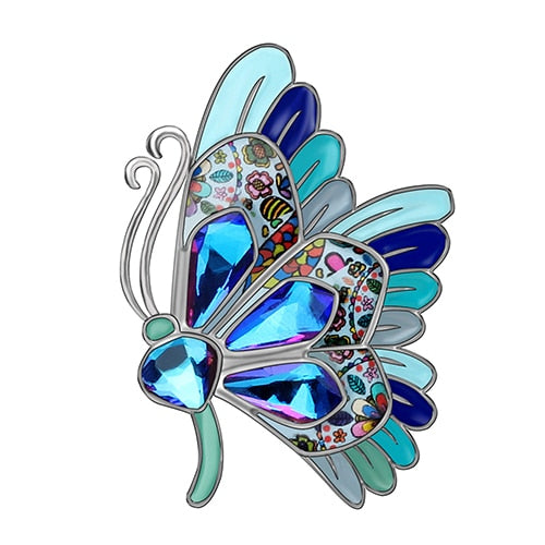 Fashion Butterfly Brooch