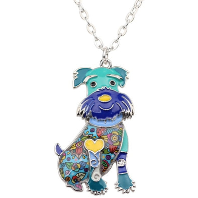 Abby Schnauzer Necklace