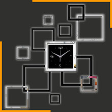Load image into Gallery viewer, 'Contemptu-les Contemporary' 3D Designer Wall Clock