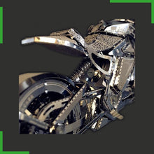 Load image into Gallery viewer, 'Steel This Medal' 3D Motorcycle Puzzle