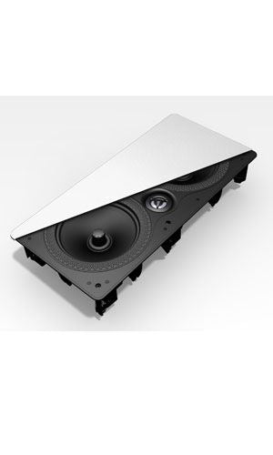 Definitive Technology DI6.5LCR: In-Wall Speaker, LCR, 6.5""