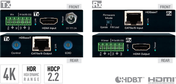 Key Digital KD-X222:   HDMI Extender