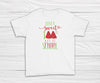 Watermelon 100th Day of School T-Shirt