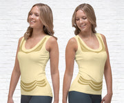 Belle Inspired Performance Tank Top