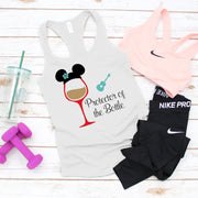 Drunken Princess Performance Tank Top