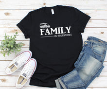 Load image into Gallery viewer, RV Class B Family Vacation Unisex T-Shirt