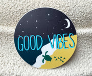 Good Vibes Sticker