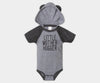 Little Mother Hugger Bear Cub Jumpsuit