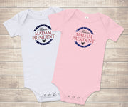 Future Madam President Infant Bodysuit
