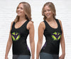 Maleficent Performance Tank Top
