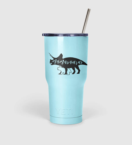 Mamasaurus Vinyl Decal Sticker