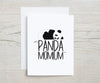 Pandamomium Note Card Pack