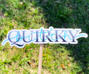 Quirky Bitch Sticker