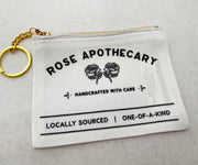 Rose Apothecary Coin Purse