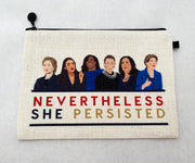 Nasty Women Makeup Bag