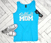 Softball Mom Tank Top