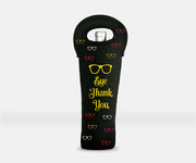 Eye Thank You Neoprene Wine Tote