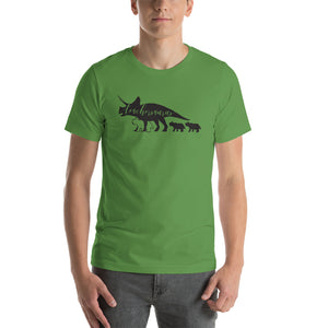 Teachersaurus Unisex T-Shirt
