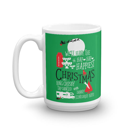 Chrstimas Vacation Highlights Mug