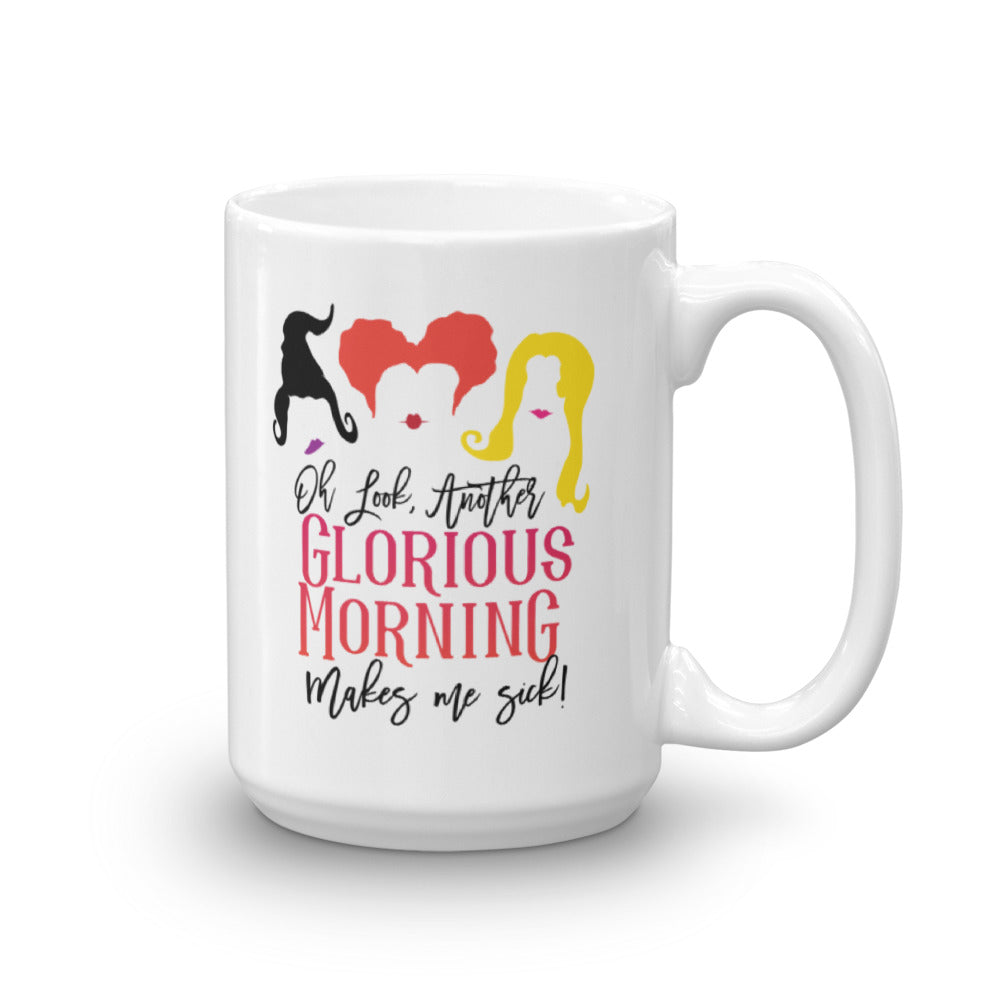 Sanderson Sisters Glorious Morning Mug