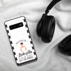 Bridezilla Samsung Phone Case