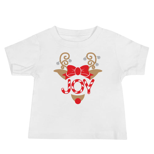 Joy Reindeer Toddler Shirt