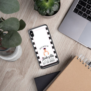 Bridezilla iPhone Phone Case