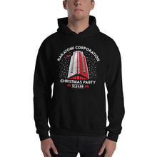 Load image into Gallery viewer, Nakatomi Corporation Christmas Eve Hoodie