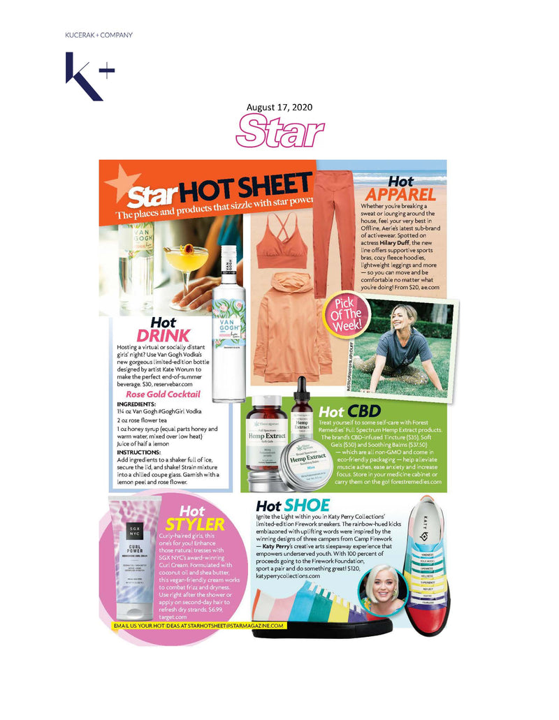 Star Magazine - The Firework