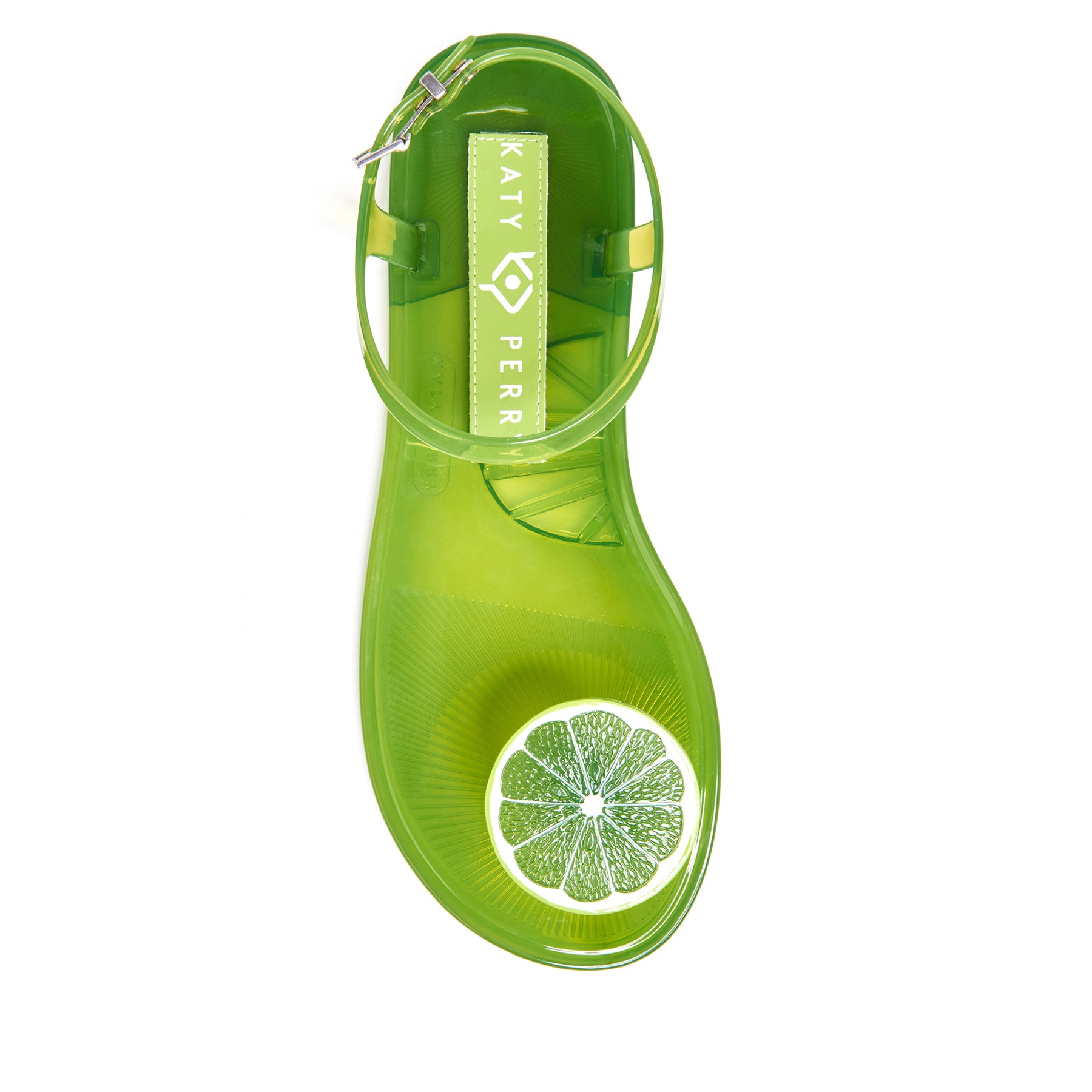 katy perry sandal in lime size 5   the geli