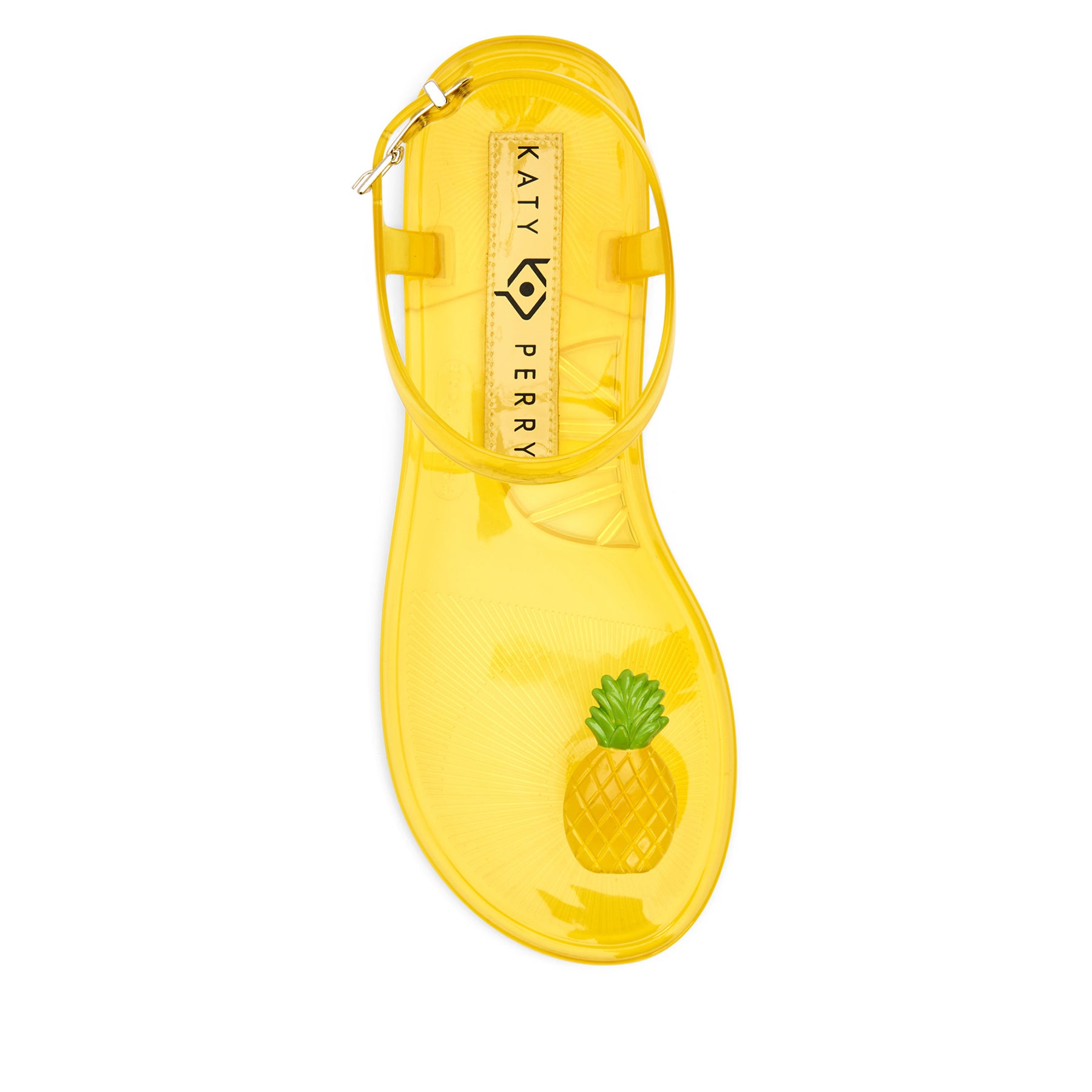 katy perry sandal in pineapple size 10   the geli