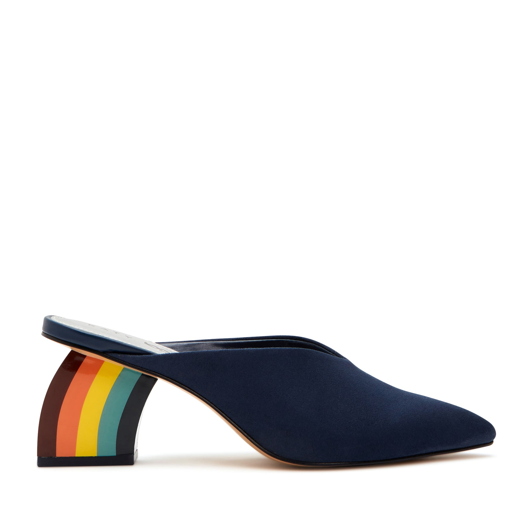 katy perry slip-on pumps in indigo size 5   the henley